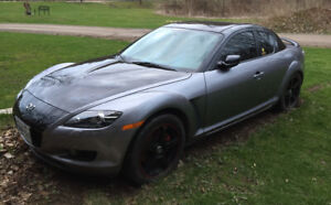 2004 Mazda RX GT - Selling As-Is