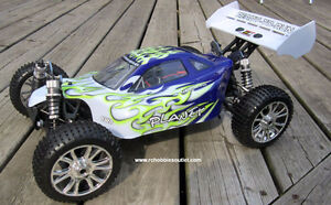 New HSP Planet Brushless Electric RC Buggy /Car Peterborough Peterborough Area image 2