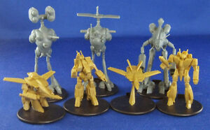 Robotech RPG Tactics models.