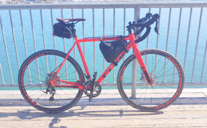 Stolen - Cube Cyclo-Cross - Reward Offered for return.