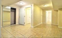 Two Bedroom Basement Apartment seperate entrance Mississauga