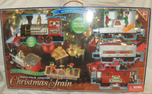 CHRISTMAS TRAIN  - NORTH POLE JUNCTION
