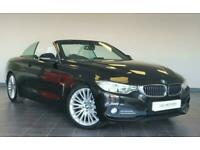 2014 BMW 4 Series 428I LUXURY Auto Convertible Petrol Automatic