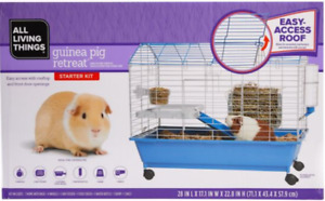 All Living Things  Guinea Pig Retreat cage