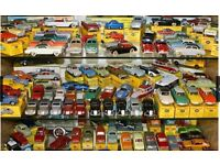 [WANTED] ANY vintage toys / collections - Dinky, corgi, hornby, trains