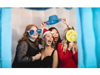 PHOTO BOOTH HIRE FROM £199 WITH UNLIMITED PRINTS + PROPS