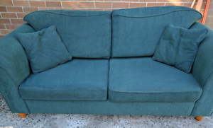 2-seater sofa bed in good condition MUST GO BY WEDNESDAY! Koonawarra Wollongong Area Preview