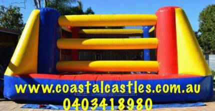 Design Registered Jumping Castles Highest Quality Boronia Heights Logan Area Preview