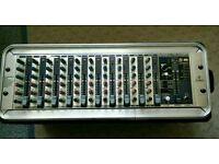 Behringer RX1202FX rack mixer