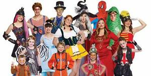50 % OFF HALLOWEEN Blowout Sale  on all 10,000 costumes and accessories!!
