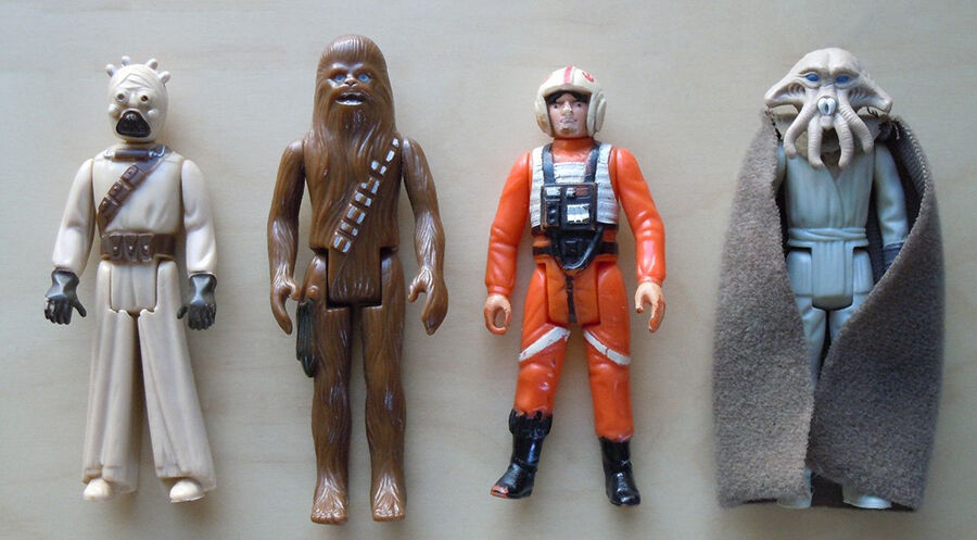 3 Must-have Vintage Star Wars Figure Accessories