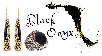 Black Onyx Fashion Jewellery