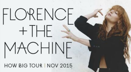 X2 Florence & the Machine tickets Opera House  Croydon Park Canterbury Area Preview