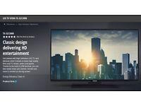 TV Panasonic TX-32C300B 32 Inch HD Ready 720p LED TV with Freeview HD