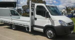 2010 Iveco Daily Cab Chassis Steel Tray 45C15 3.0Ltr T/Dsl Campbellfield Hume Area Preview