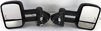 2007-2014 Chevy Silverado or GMC Sierra Power Camper Mirror Kit 19202235 (DL8)