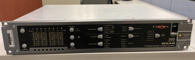 Genex GXA8 8ch 96khz A|D Converter