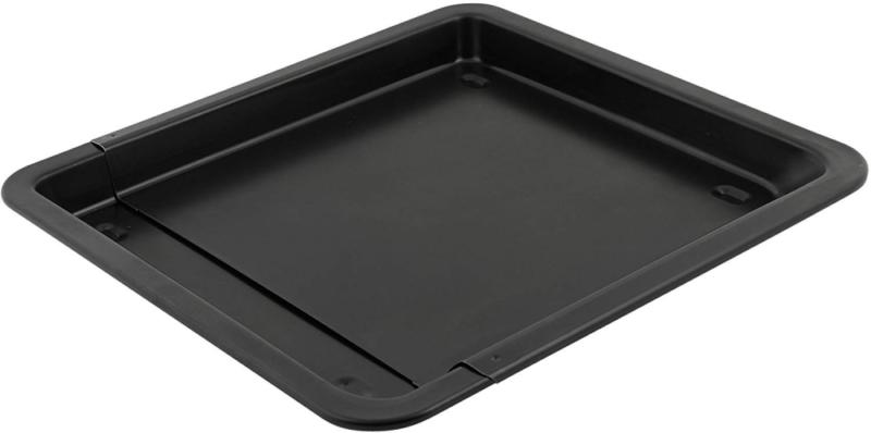 Universal-Backblech zum Ausziehen Pflaumenkuchen-Blech ausziehbar 33 52 cm Pizza