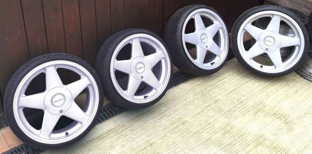 Azev A Alloy Wheels 17 Quot Bmw E30 Vw Vauxhall Honda