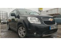 Chevrolet, ORLANDO, ULEZ FREE, QUICK SALE, 2012, 7 SEATER, AUTOMATIC