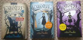 3 Alan Bradley books, Flavia de Luce series, books 1-3, book bundle, German! brand new!