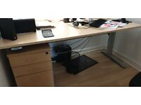 Electric large desk for sale