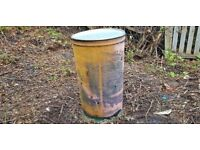 incinerator With Lid Large size 210Litre