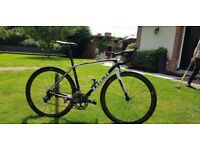 Trek Madone road race bike