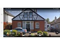 4 double bed detached house in Gidea park rm25ss