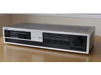 Vintage 1980s JVC A-GX1 Stereo Integrated Amplifier, made in Japan.