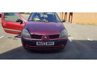 Renault clio 1.2 dymamic
