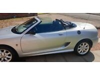 MG, MG TF, Convertible, 2004, Manual, 1589 (cc), 2 doors
