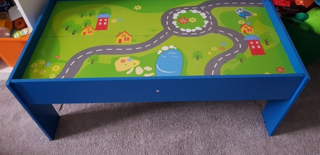 Chad Valley Train Table excellent condition | in Staines-upon-Thames ...