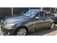 Lexus, IS, 220d 2009, Manual, 2231 (cc), 4 door mot 2022