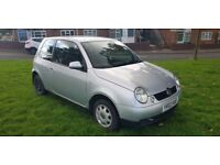 VW LUPO + 1.4 AUTOMATIC + ANY OLD CAR PX WELCOME + EXCELLENT DRIVE