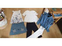 Girls clothes , bundles, Age 9