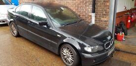 BMW 320D 2004 MOT TILL FEB 19