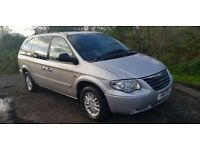 Chrysler Grand Voyager 2.8 CRD AUTO **69000 MILES **12 MONTHS MOT** BIG SPEC