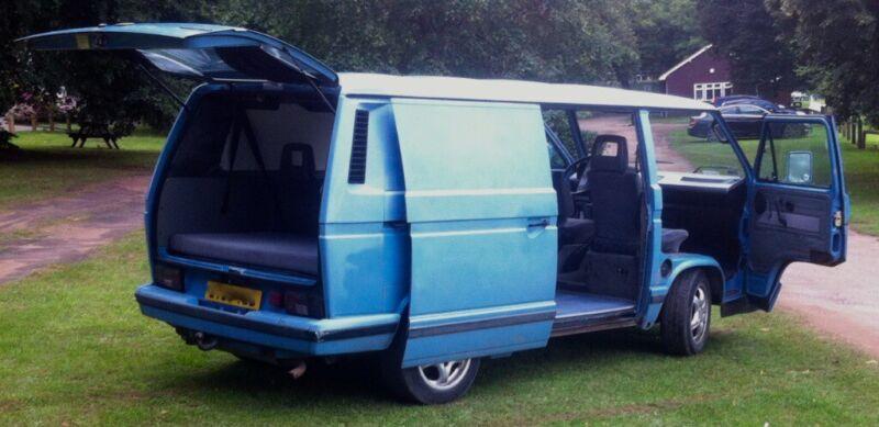VW T25 Camper Panel Van for sale  Penzance, Cornwall