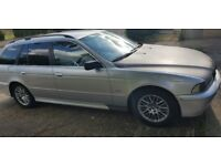 Hi I have a BMW 525d automatic for sale