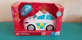 New in Box Remote Control Police Car