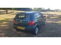 VW POLO AUOTOMATIC+VERY LOW MILES 66K+ANY OLD CAR PX WELCOME