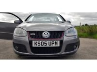 Mk5 GTI, grey, full service history and completely standard!