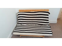 Pine wood Futon £150 Hammersmith / Greyhound Road W6