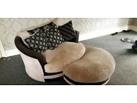 Snuggle Swivel Chair