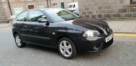 Seat Ibiza Reference 1.2l petrol MOT:2/19, 2Keys, FSH, Drives SUPERB, Very Economical! Low Insurance