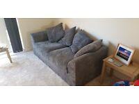 Comfy Fabric Sofa