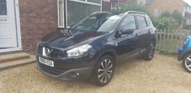 Nissan Qashqai N-Tec PureDrive DCI 1.5 Diesel. Great Cond. Very Low Mileage.