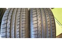 205 40 17 2 x NEW!! tyres Triangle Sport X All Seasons