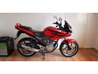 SOLD pending collection stunning honda cbf 125 with extras